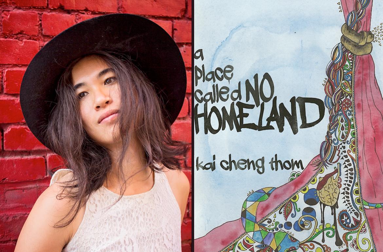 Kai Cheng Thom wins LGBTQ Emerging Writers Prize