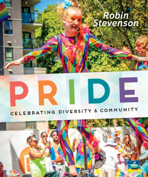 Pride by Robin Stevenson