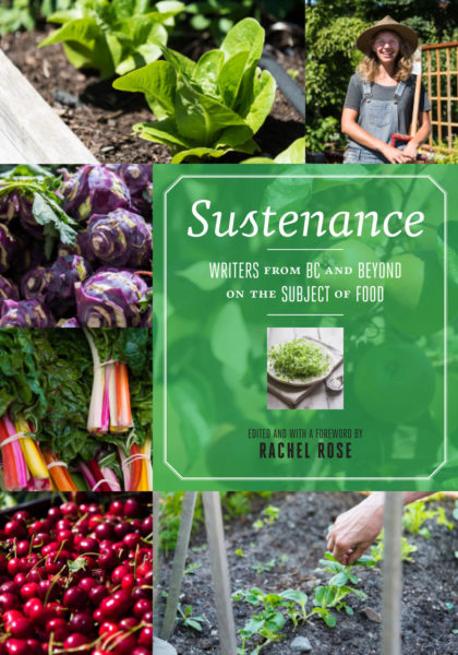 Sustenance, edited by Rachel Rose