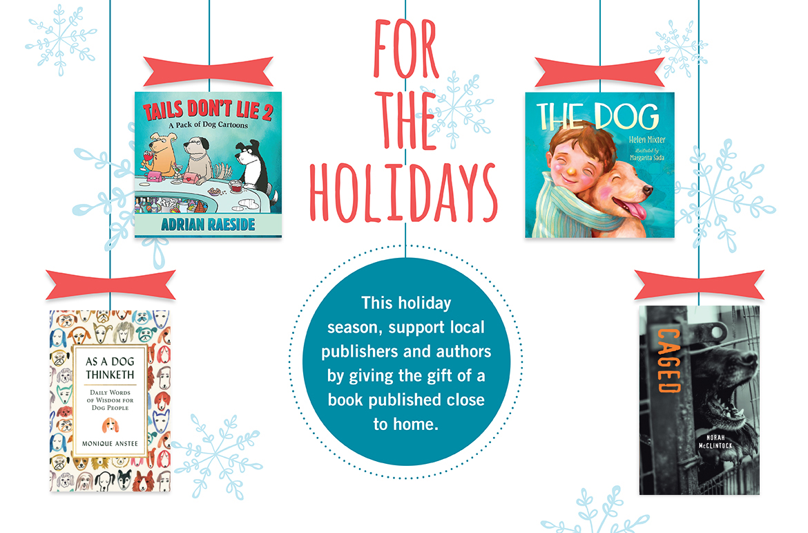 Best BC Books for Dog Lovers | Holiday Gift Guide – Read Local BC