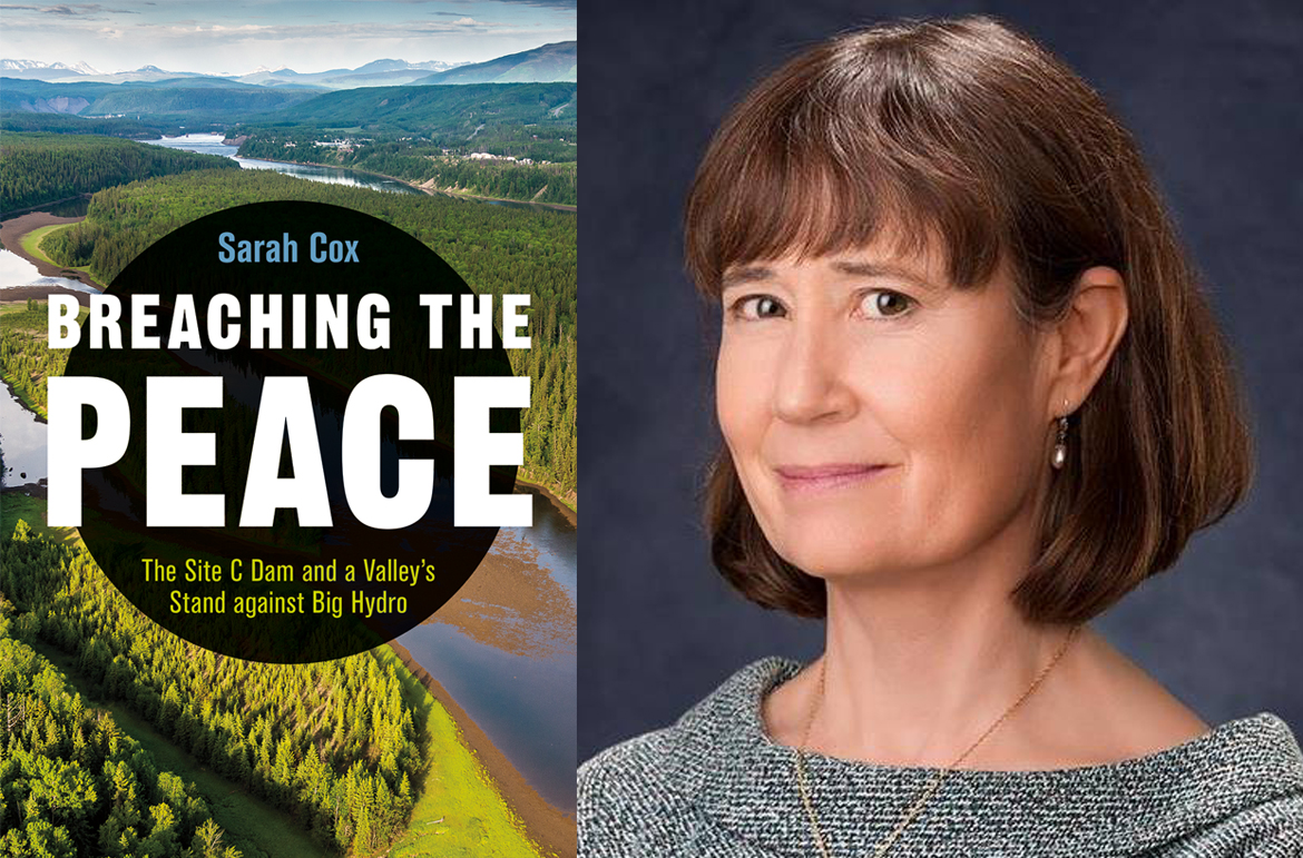 Award Winning Journalist Sarah Cox And Guests Invite You To An Inspiring Perhaps Enraging Discussion Launch Of Her Book Breaching The Peace